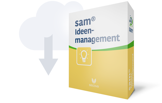 sam ideenmanagement softwarebox