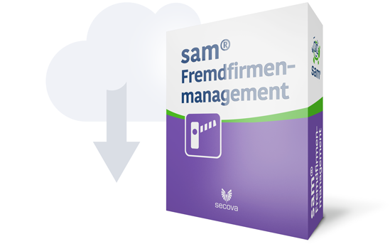 Fremdfirmenmanagement Software online