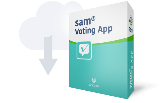 sam voting app softwarebox