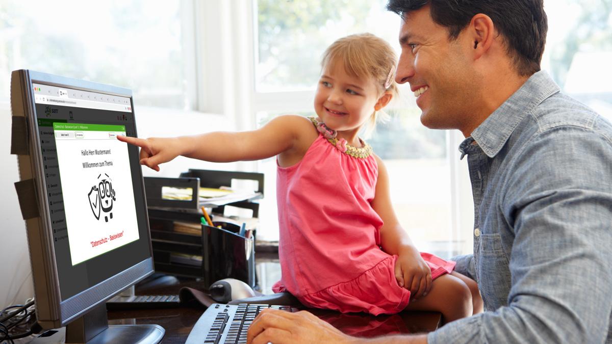 unterweisung online homeoffice