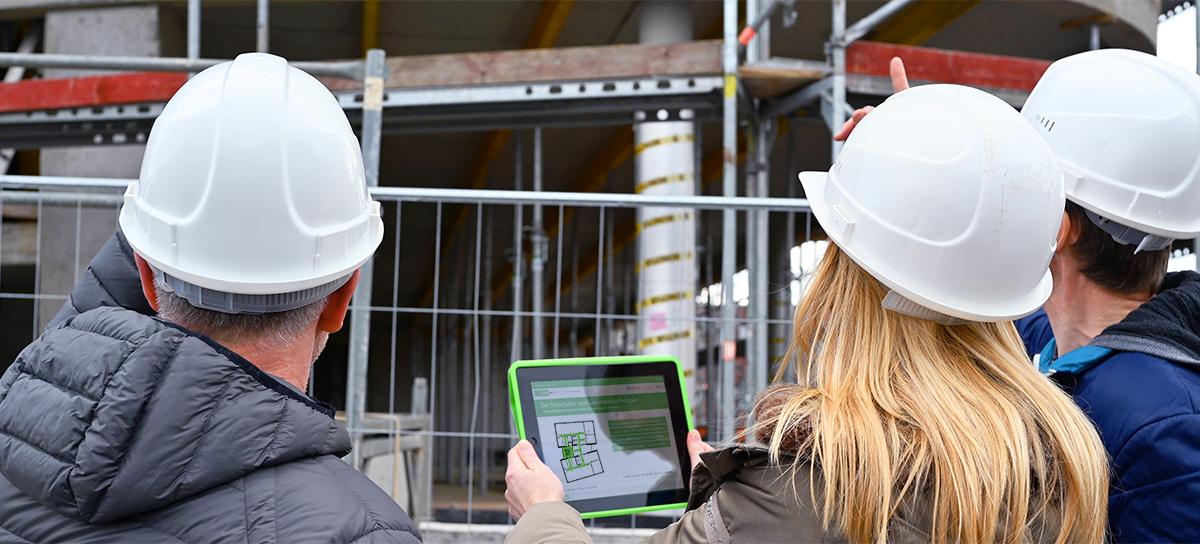 Arbeitsschutz online Software
